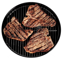 meat grilled barbecue food burnt pluspng charred carcinogenic flavour smoky perhaps transparent potentially why dish pngimg petri