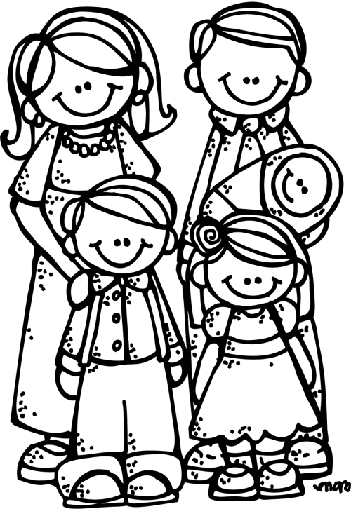 small resolution of lds family clipart black and white clipartxtras throughout lds family clipart black and white 13021