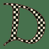 Letter D HD PNG Transparent Letter D HD.PNG Images.   PlusPNG