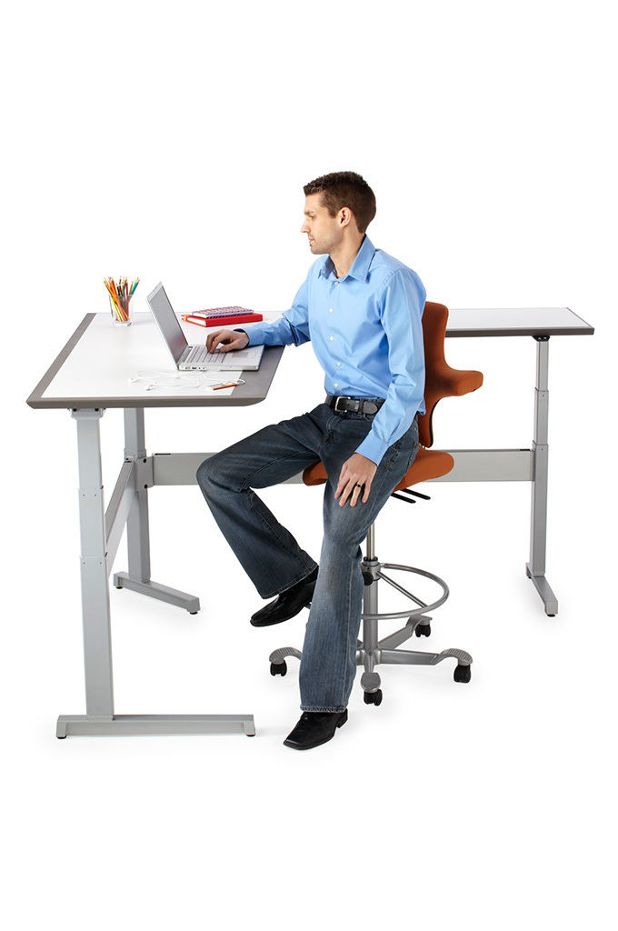 office chair posture ikea covers for sale man sitting at desk png transparent desk.png images. | pluspng