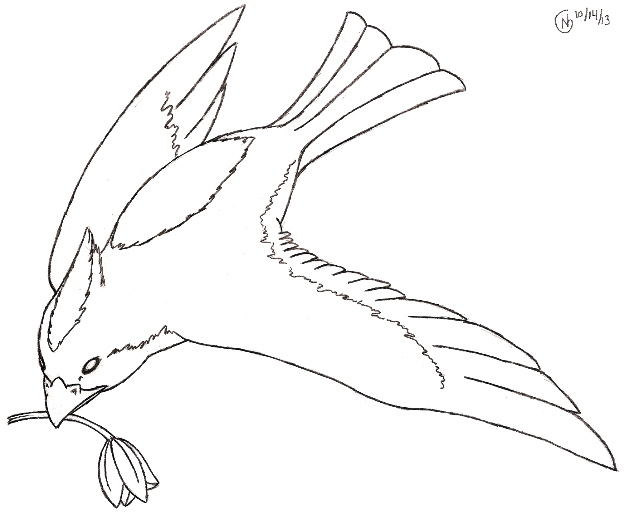 hight resolution of bird flying away from a nest with three baby birds clipart free nest drawing