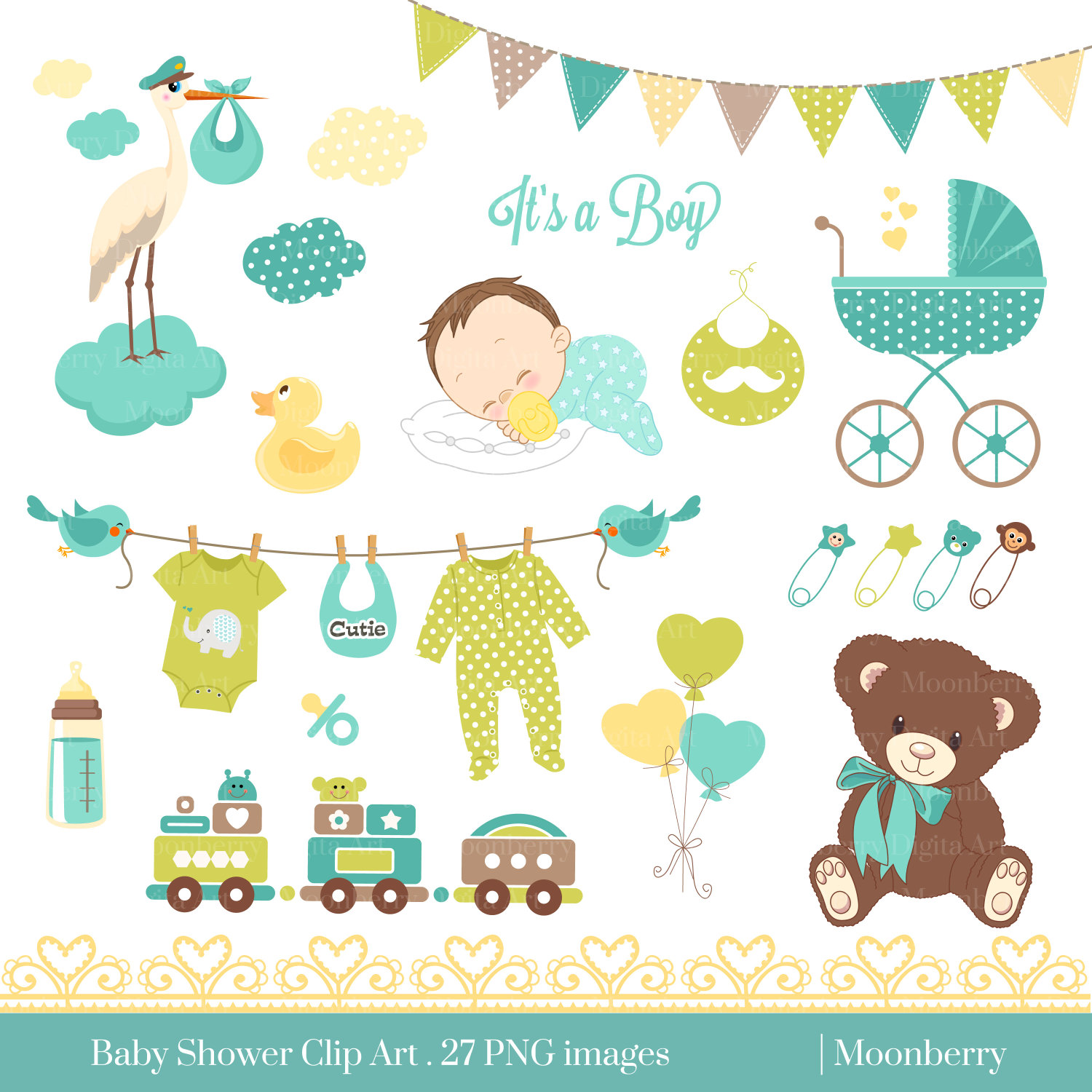 hight resolution of neutral baby shower clipart 16 neutral baby shower png