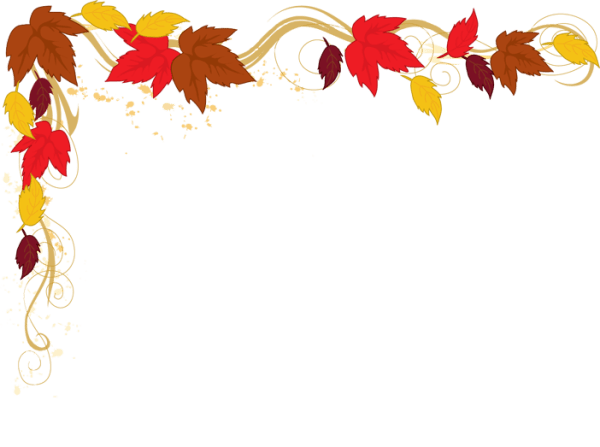 november border transparent