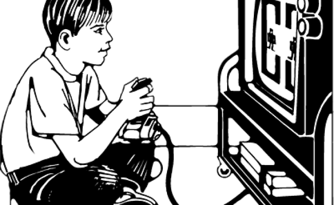 Playing Video Games Png Transparent Playing Video Games