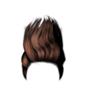 hairstyle transparent