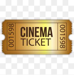 png movie ticket transparent