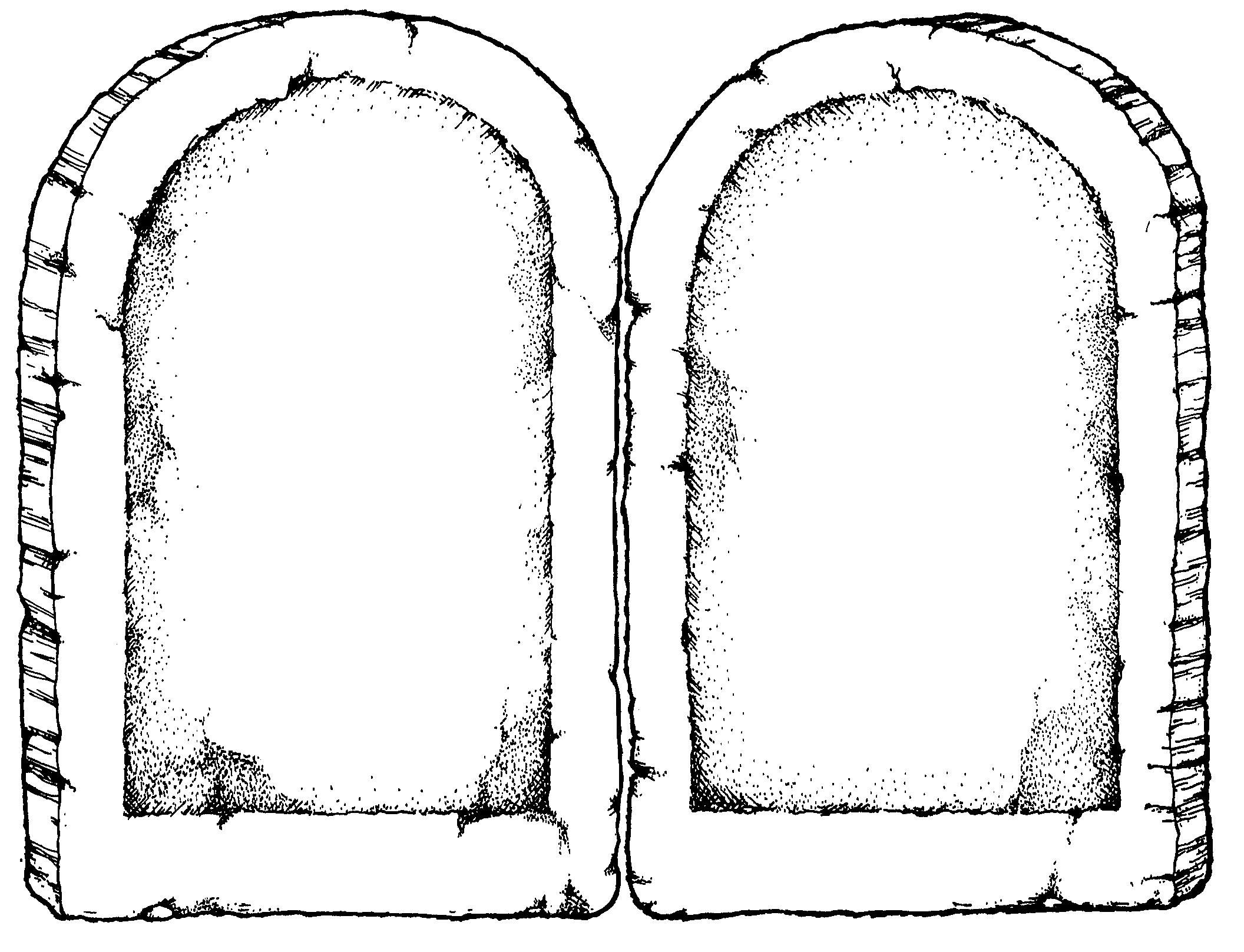 PNG Ten Commandments Tablets Transparent Ten Commandments