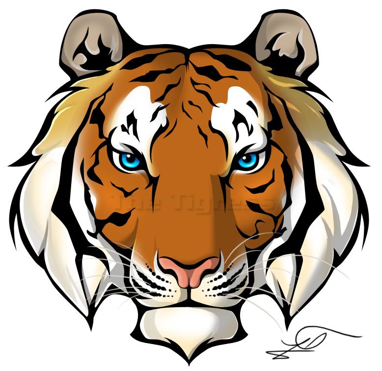 PNG Tiger Face Transparent Tiger FacePNG Images PlusPNG
