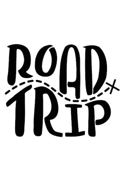 And Black White Car Road Clip Art
