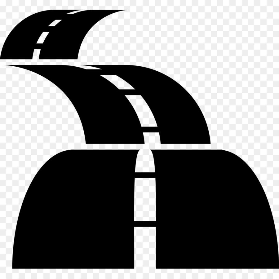 Road Trip PNG Black And White Transparent Road Trip Black
