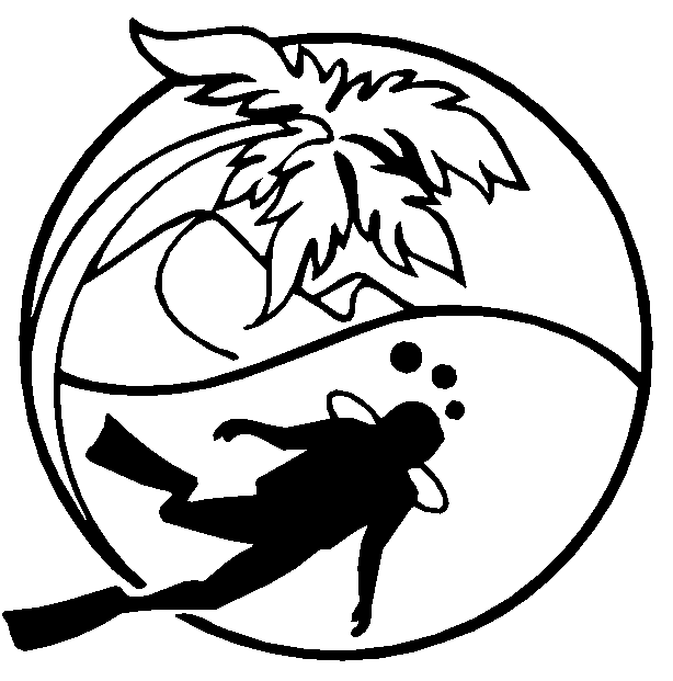 Diving Mask Clipart