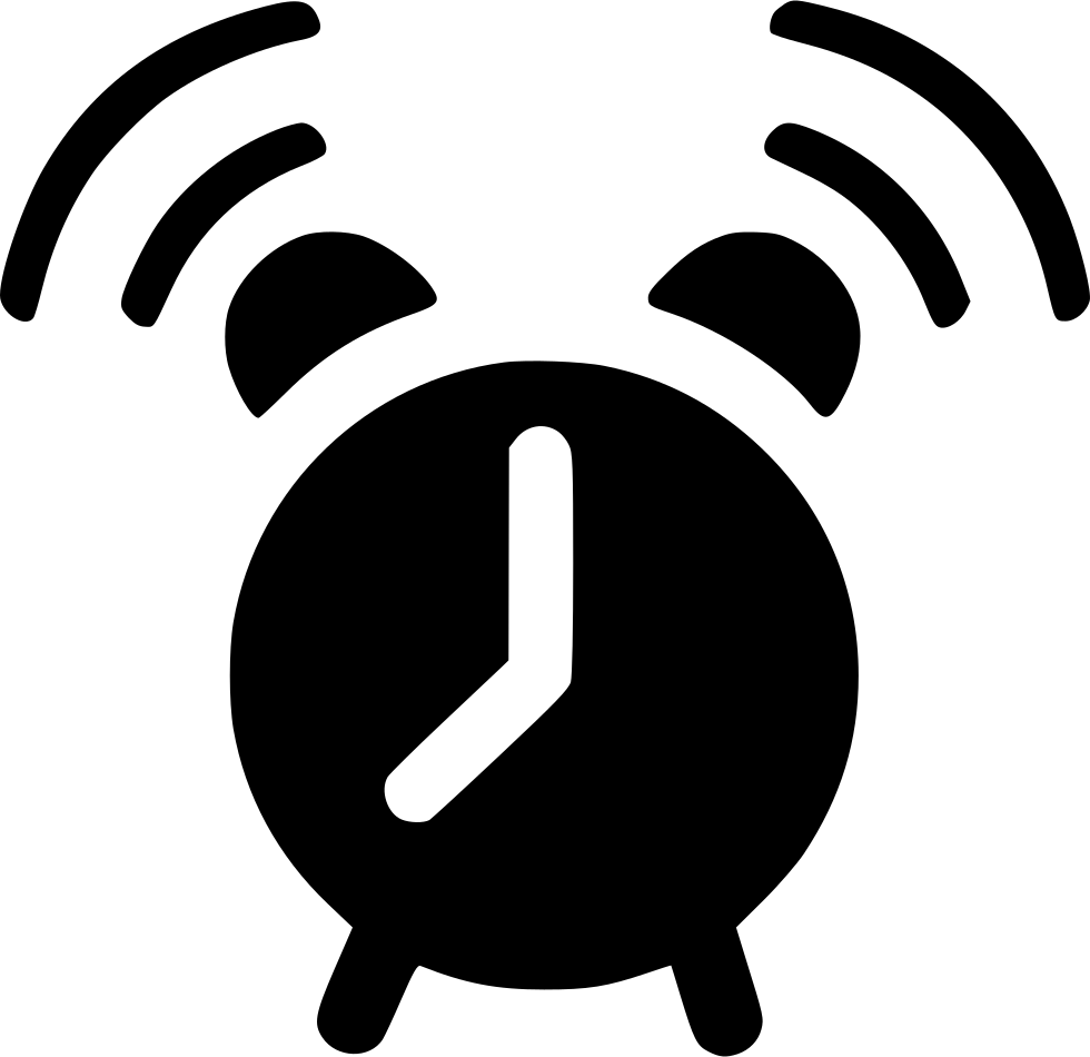 medium resolution of alarm alert wake up comments waking up png hd