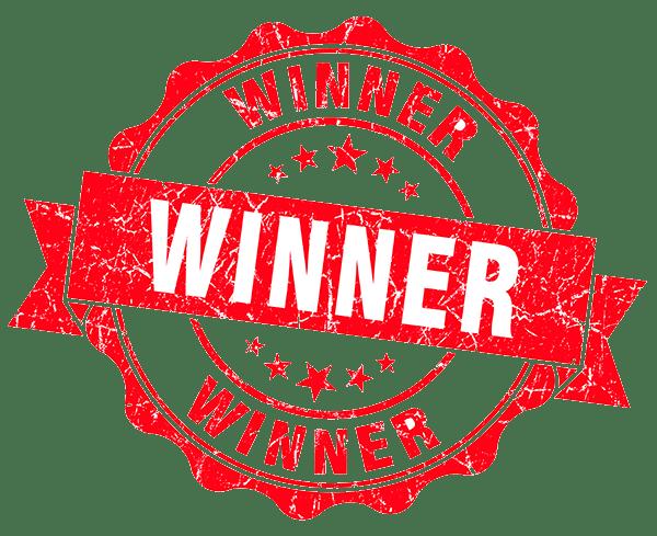 Congratulations Award Winner