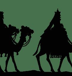 pin camel clipart wise man 13 wise man hd png [ 2400 x 1035 Pixel ]