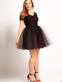 "Plus-Size Junior Dresses: All ""for"" and ""against"""