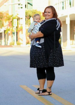 Tula Baby Carriers Plus Size Babywearing