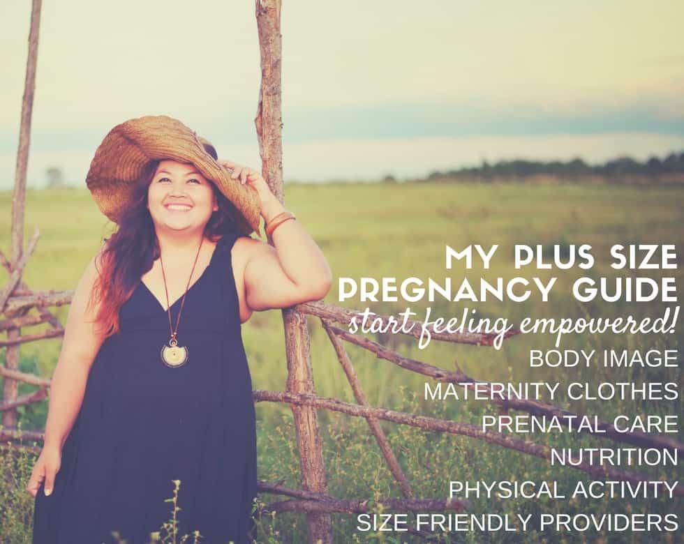Plus Size Pregnancy Guide (4)