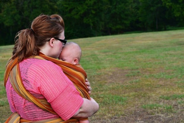 Babywearing is for EVERYbody