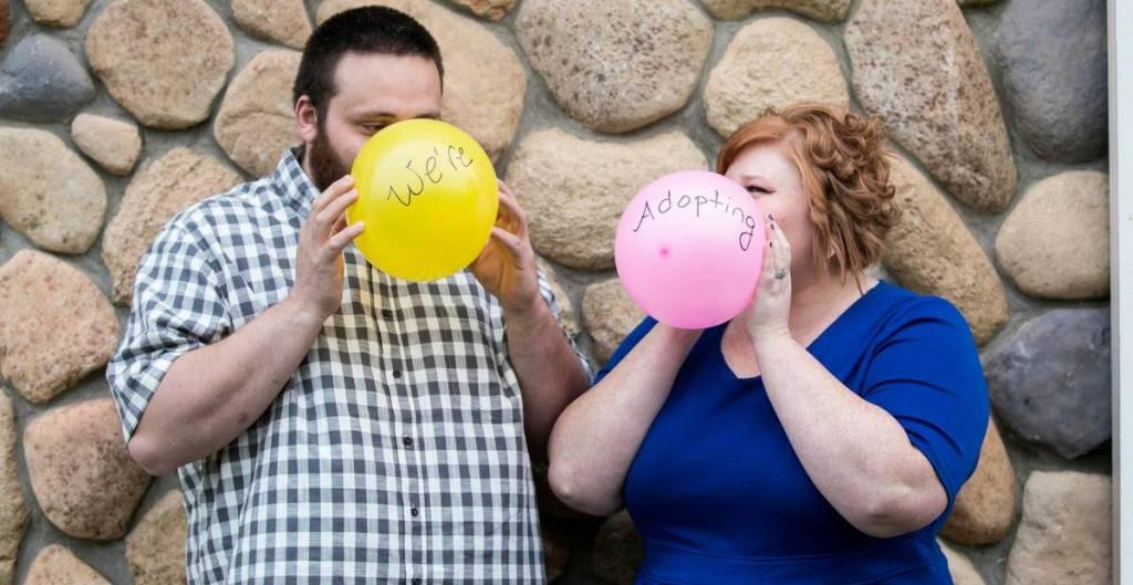 Maternity Adoption Photo Shoot