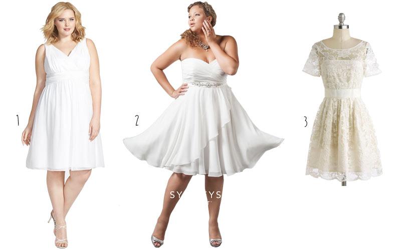Plus Size Dresses For Weddings