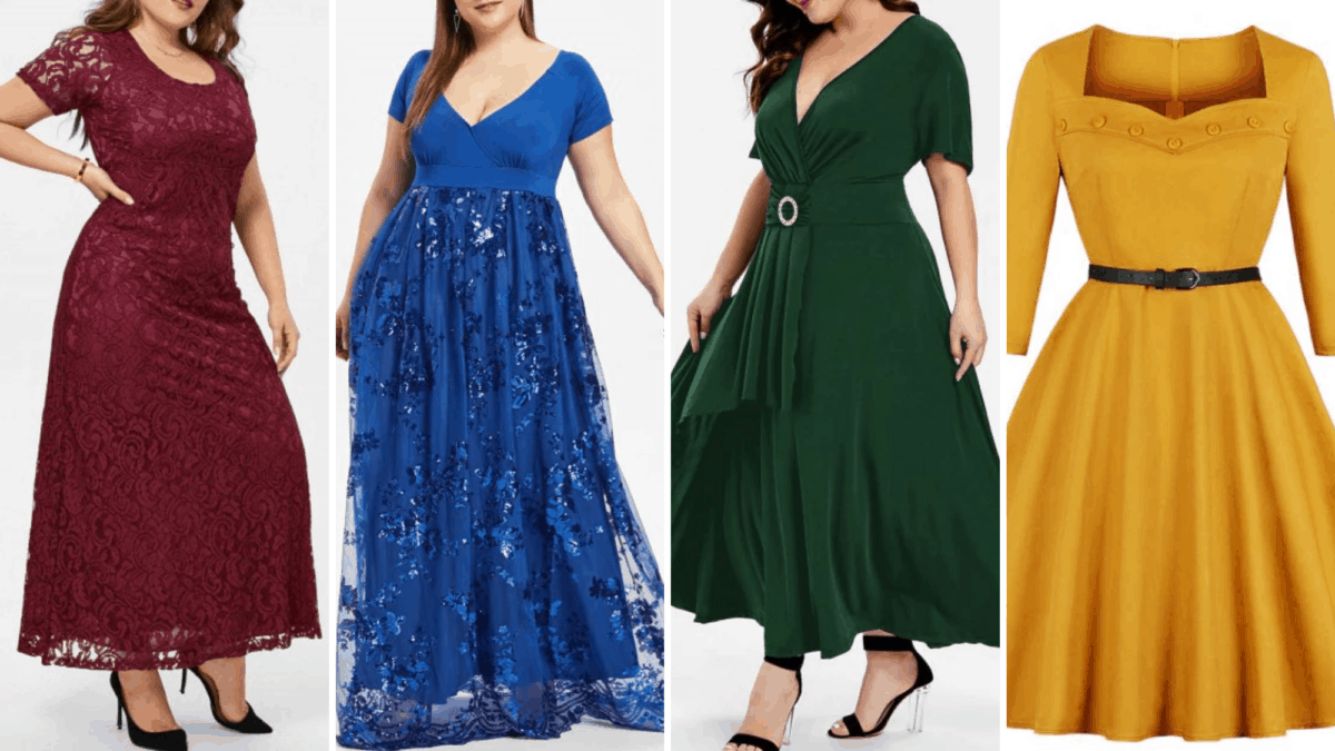 Plus Size Prom Dress Ideas