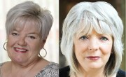 hairstyles fat women over 60
