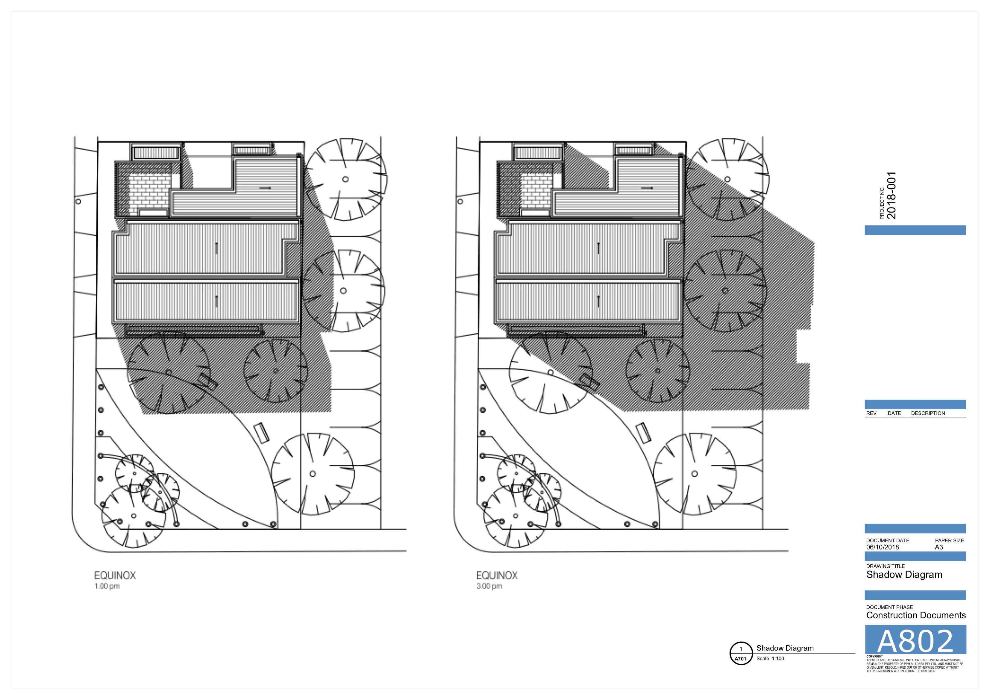 Sketchup Construction Drawings