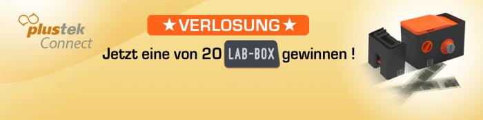 LAB-BOX Gewinnspiel