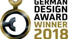 German Design Award 2018 Plustek ePhoto Z300