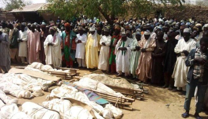 Image result for Suspected Bandits Kill 17 In Fresh Zamfara Attack