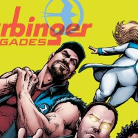 PREVIEW: Harbinger Renegades #1