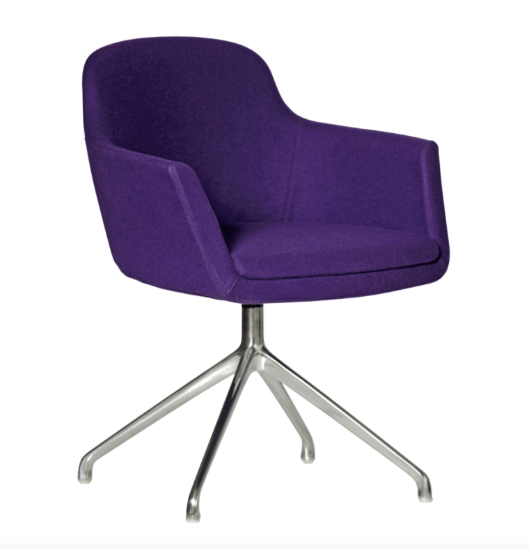 Comet visitor chair