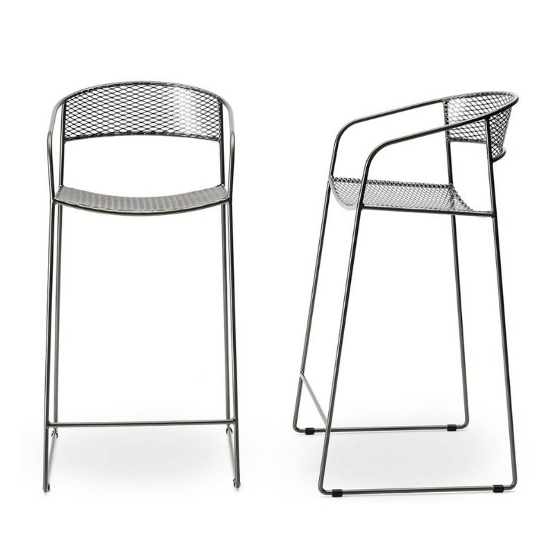 Flare Indoor-Outdoor Bar Stool