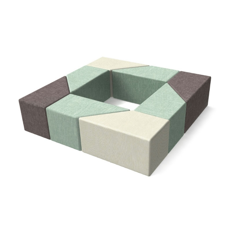 Wedge Modular Seating