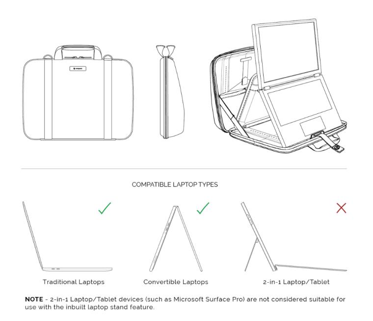 Mobicase laptops