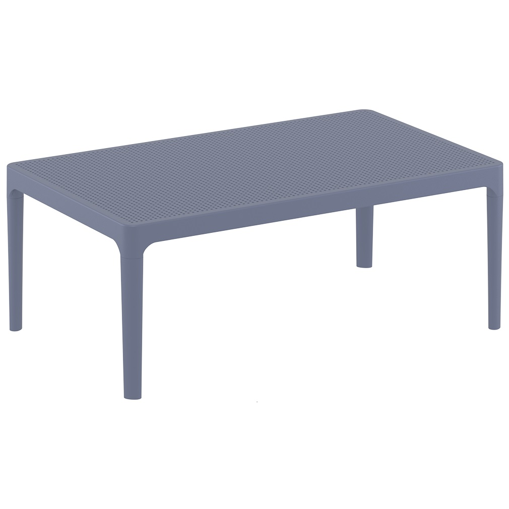 Ares Table Plus Workspace Anthracite