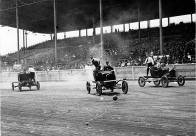 Автополо: страшный вид автоспорта начала XX века, в который игрались рисковые мужчины (25 фото)