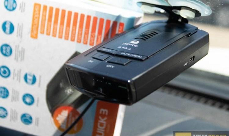 Обзор Playme QUICK 3. Высокоэффективный радар-детектор с GPS