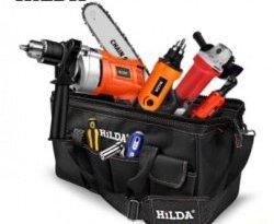 Сумка для инструментов HILDA