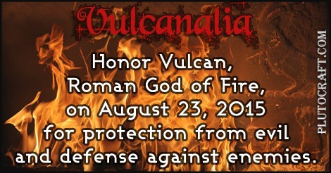 Roman Festival of Vulcanalia