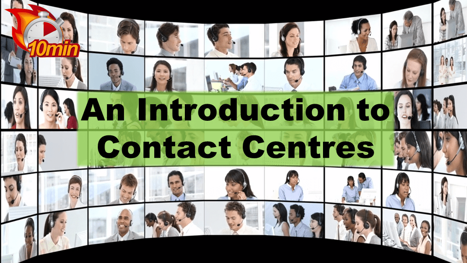 An Inroduction to Contact Centres - Pluto LMS Video Library