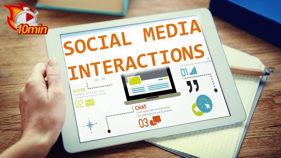 Award Winning Social Media Interactions - Pluto LMS Video Library