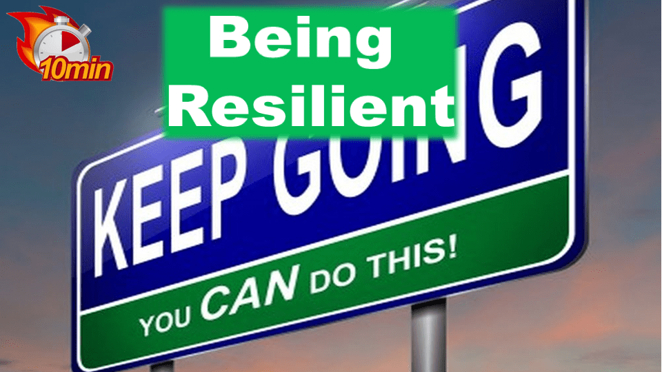 Being Resilient - Pluto LMS Video Library