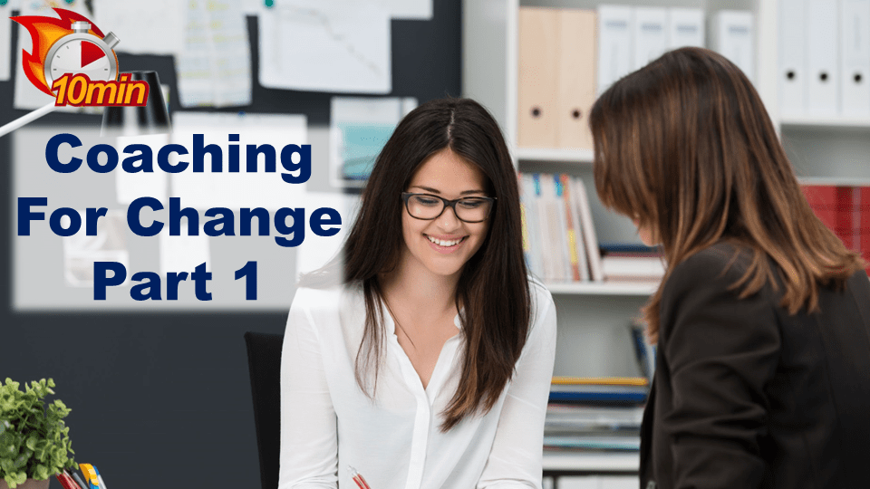 Coaching for change Pt1 - Pluto LMS Video Library