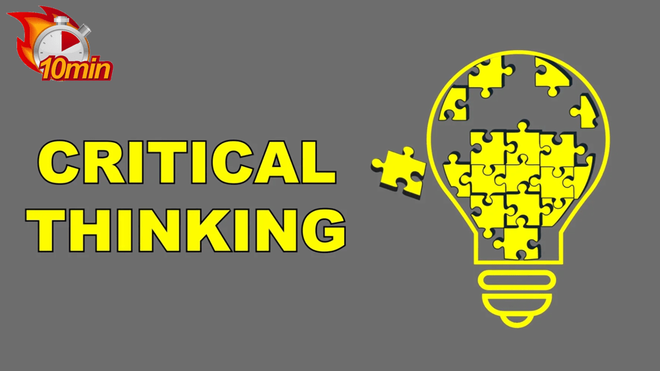 Critical Thinking - Pluto LMS Video Library