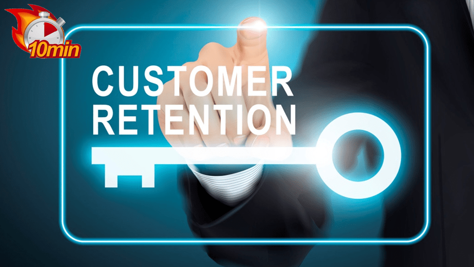 Customer Retention - Pluto LMS Video Library