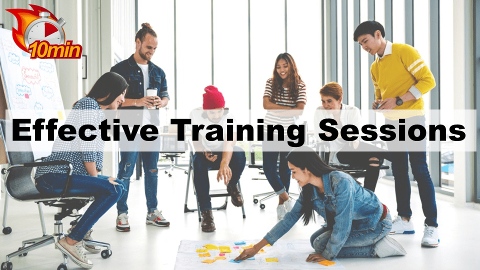 Effective Training Sessions - Pluto LMS Video Library