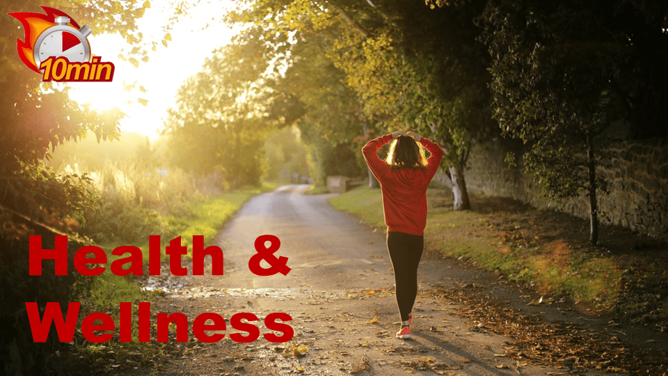 Health and Wellness - Pluto LMS Video Library