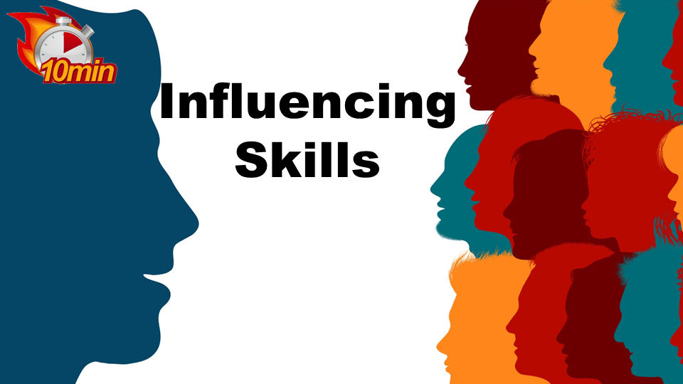 Influencing Skills - Pluto LMS Video Library
