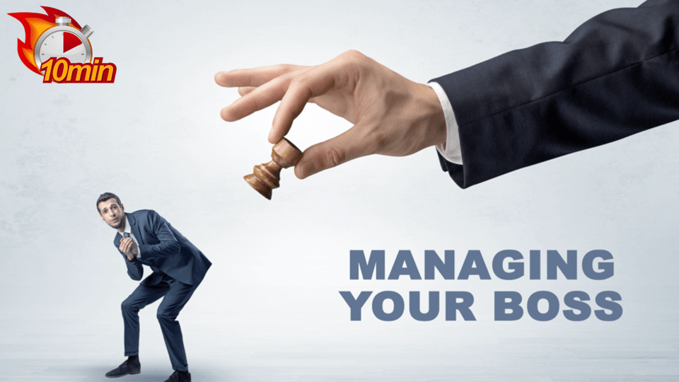Managing your Boss - Pluto LMS Video Library